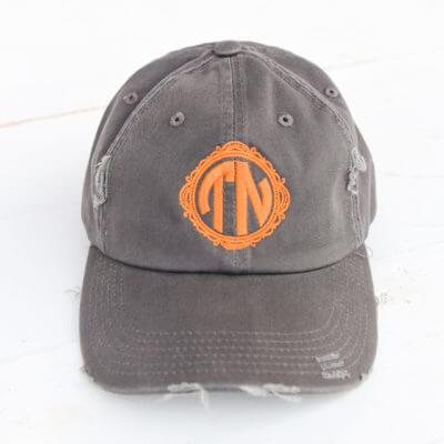 TN Monogram Cap (in 4 colors) 3b2604fd0377