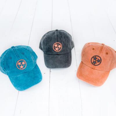 TN Tristar 3D Cap (Available in 3 colors) f04de82deaff