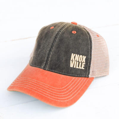Knoxville Stacked Trucker Hat 91e00f48ce2f