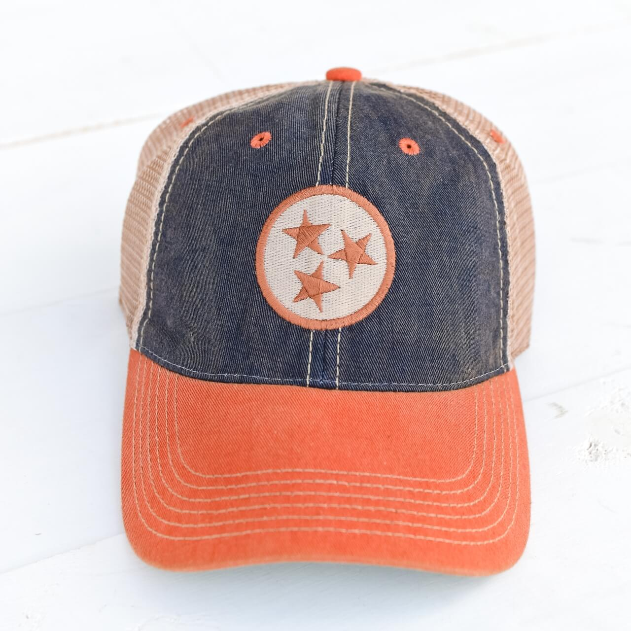 db11a4b6efc Tri-Star Trucker Hat