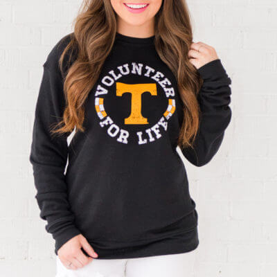 University of Tennessee Apparel